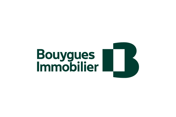 logo Bouygues immobilier vert png