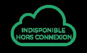 INDISPONIBLE HORS CONNEXION